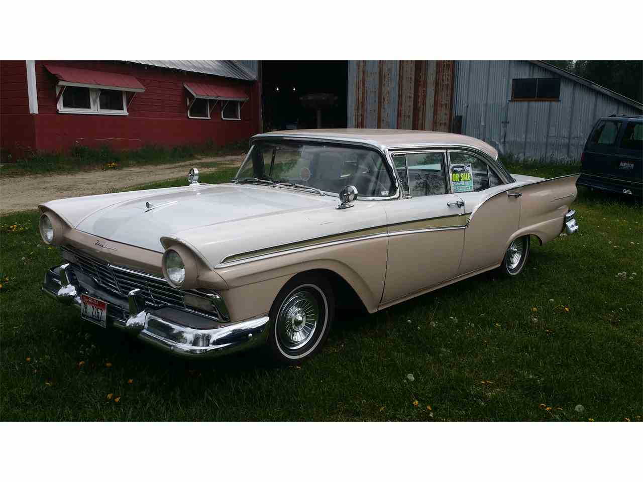 1957 Ford Fairlane 500 for Sale | ClassicCars.com | CC-998917