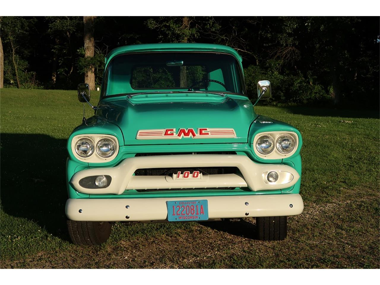 Large Picture of 1959 GMC 100 Offered by a Private Seller - LERQ