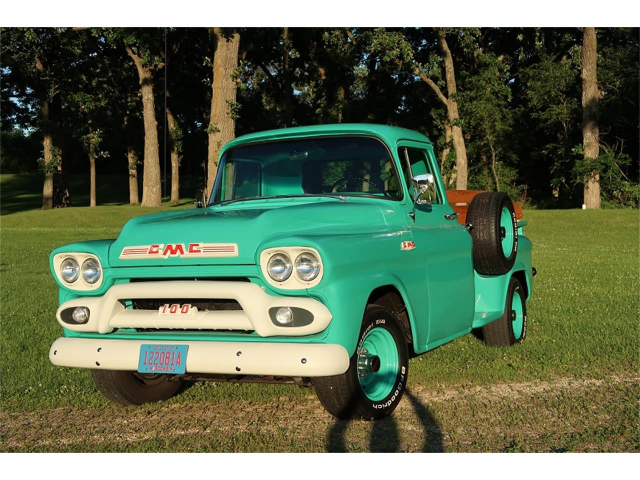 Large Picture of Classic 1959 GMC 100 located in Wisconsin - $24,500.00 - LERQ