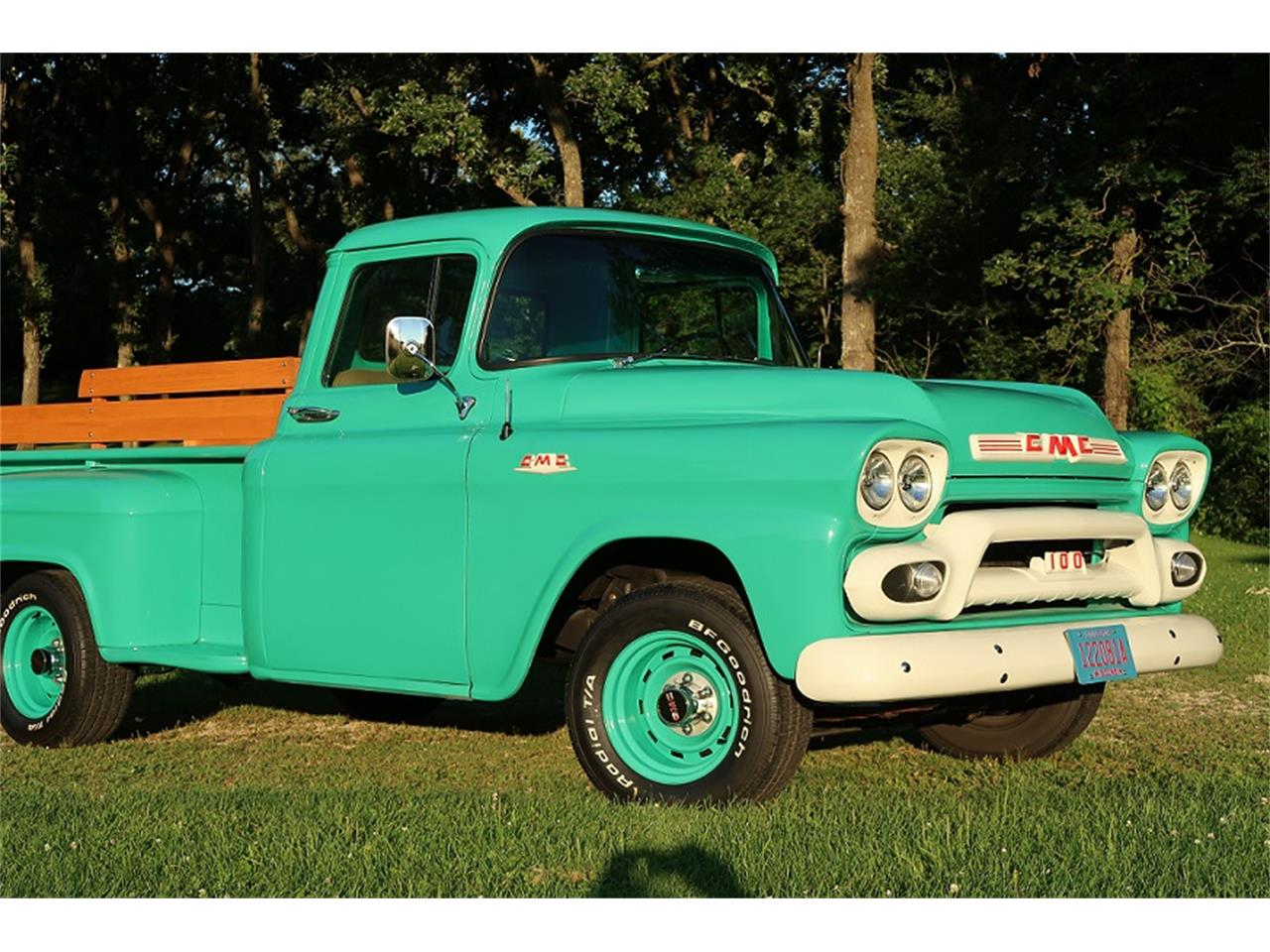 Large Picture of 1959 GMC 100 located in Wisconsin Offered by a Private Seller - LERQ