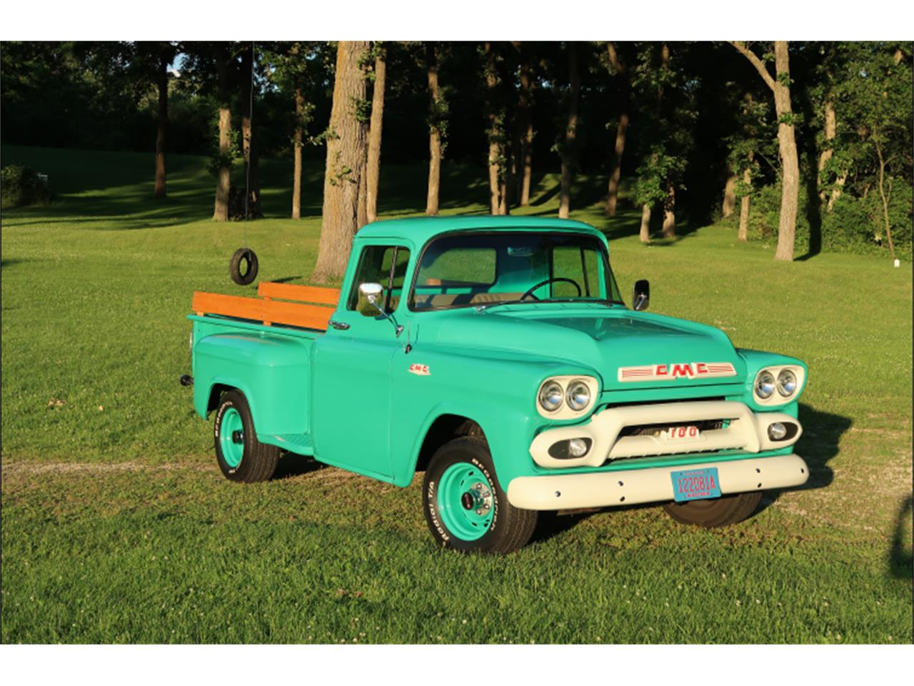 Large Picture of 1959 GMC 100 - $24,500.00 Offered by a Private Seller - LERQ