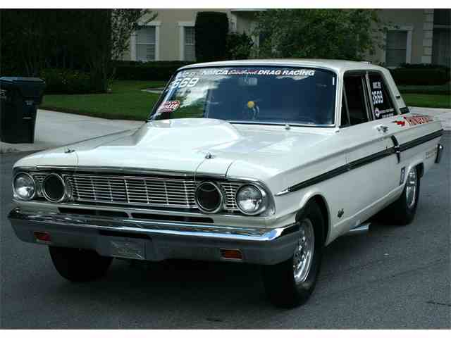 Picture of Classic '64 Ford Race Car - $79,500.00 Offered by  - LERY