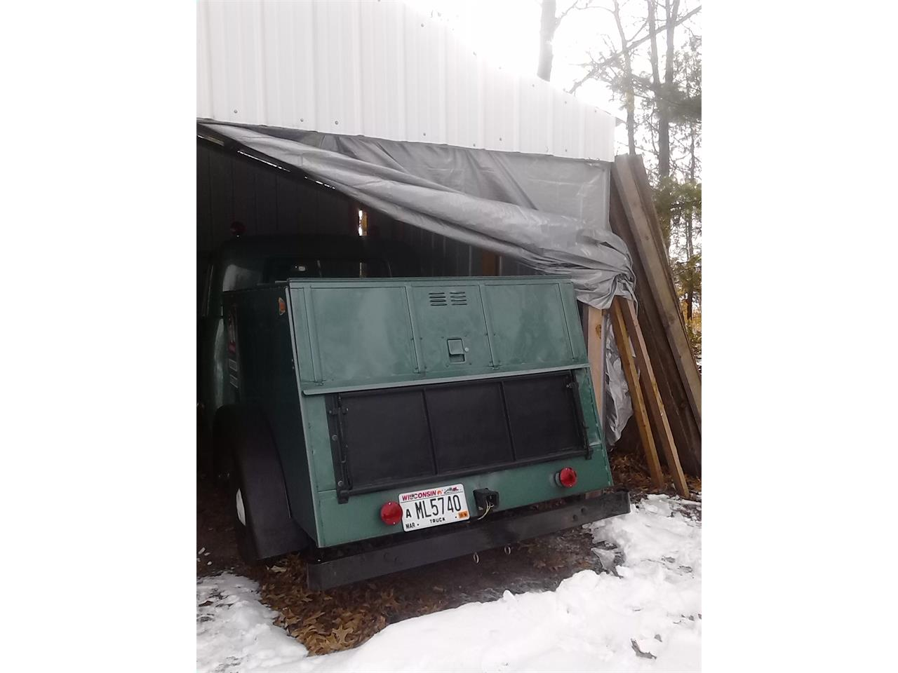 Large Picture of Classic '56 Dodge C-3 located in Wisconsin - $9,000.00 Offered by a Private Seller - LERZ