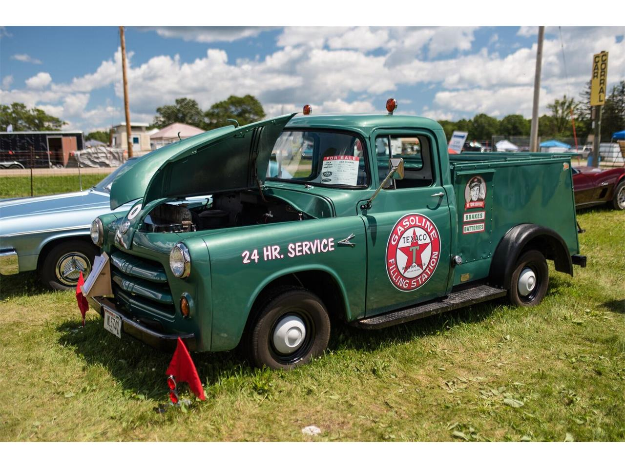Large Picture of Classic '56 Dodge C-3 located in Wisconsin Offered by a Private Seller - LERZ