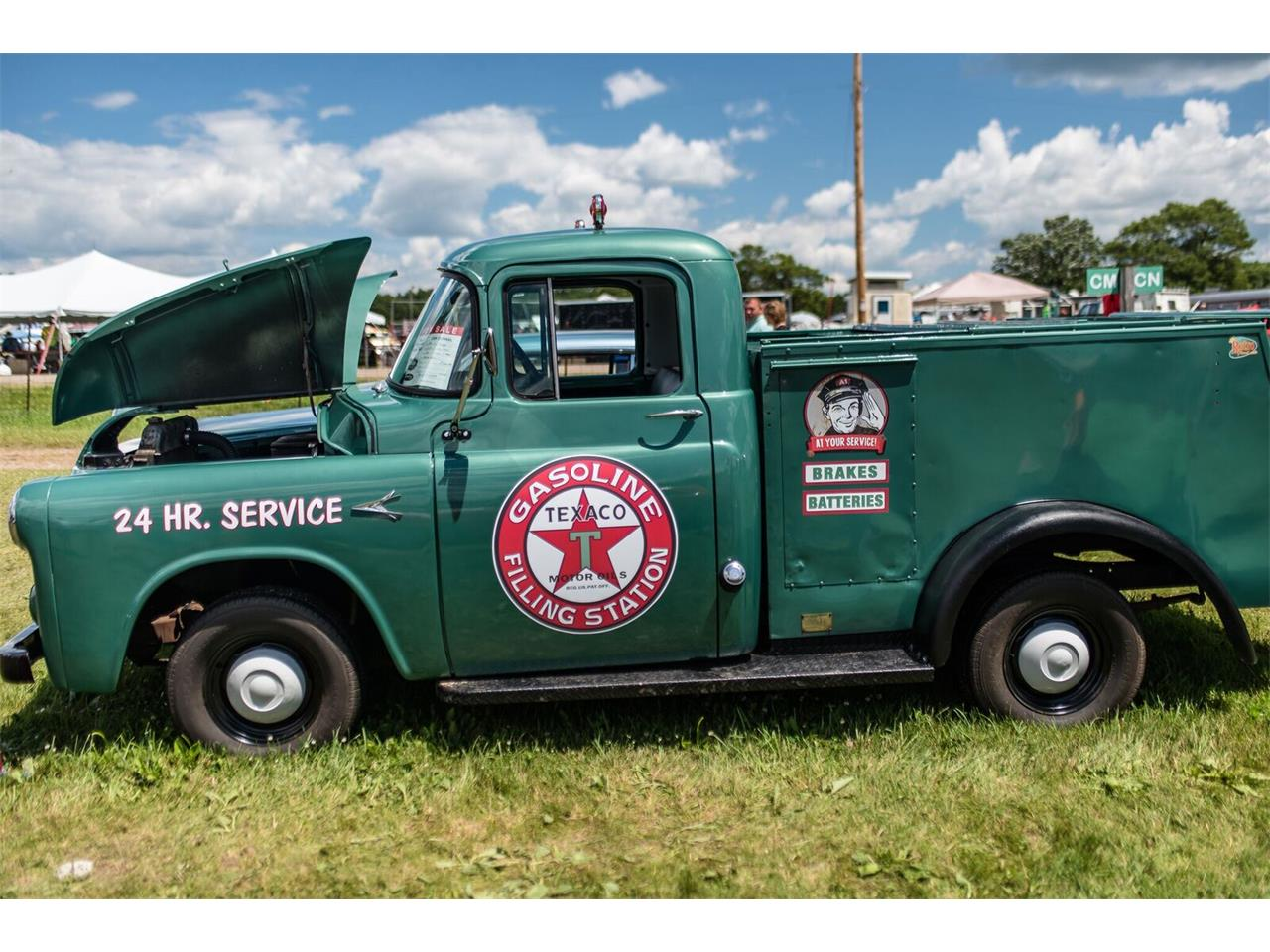 Large Picture of '56 Dodge C-3 located in Wisconsin - LERZ