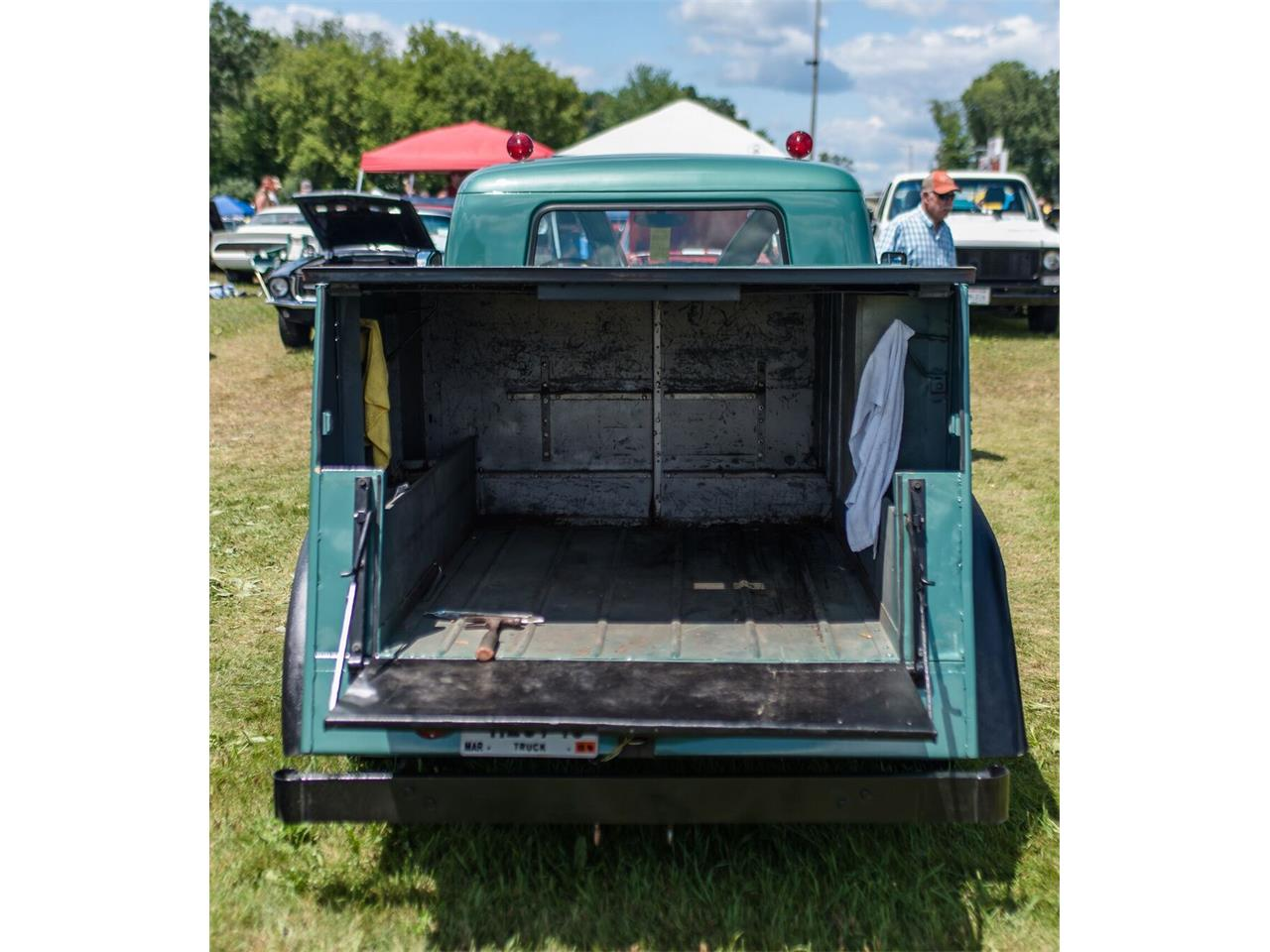 Large Picture of 1956 C-3 located in Wisconsin - LERZ