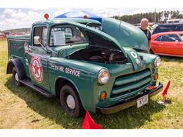 Picture of Classic 1956 Dodge C-3 located in Wisconsin Offered by a Private Seller - LERZ