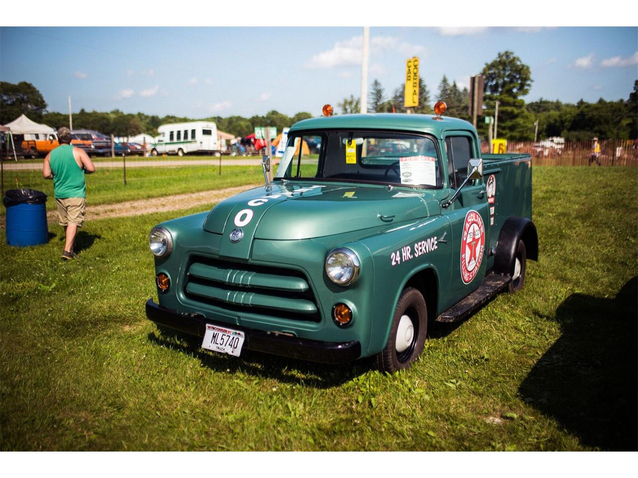 Large Picture of Classic 1956 Dodge C-3 - $9,000.00 Offered by a Private Seller - LERZ