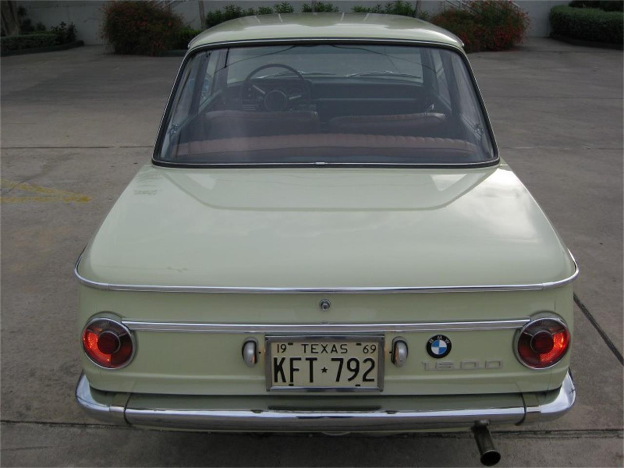 Large Picture of 1969 BMW 1600 located in houston Texas - LES1