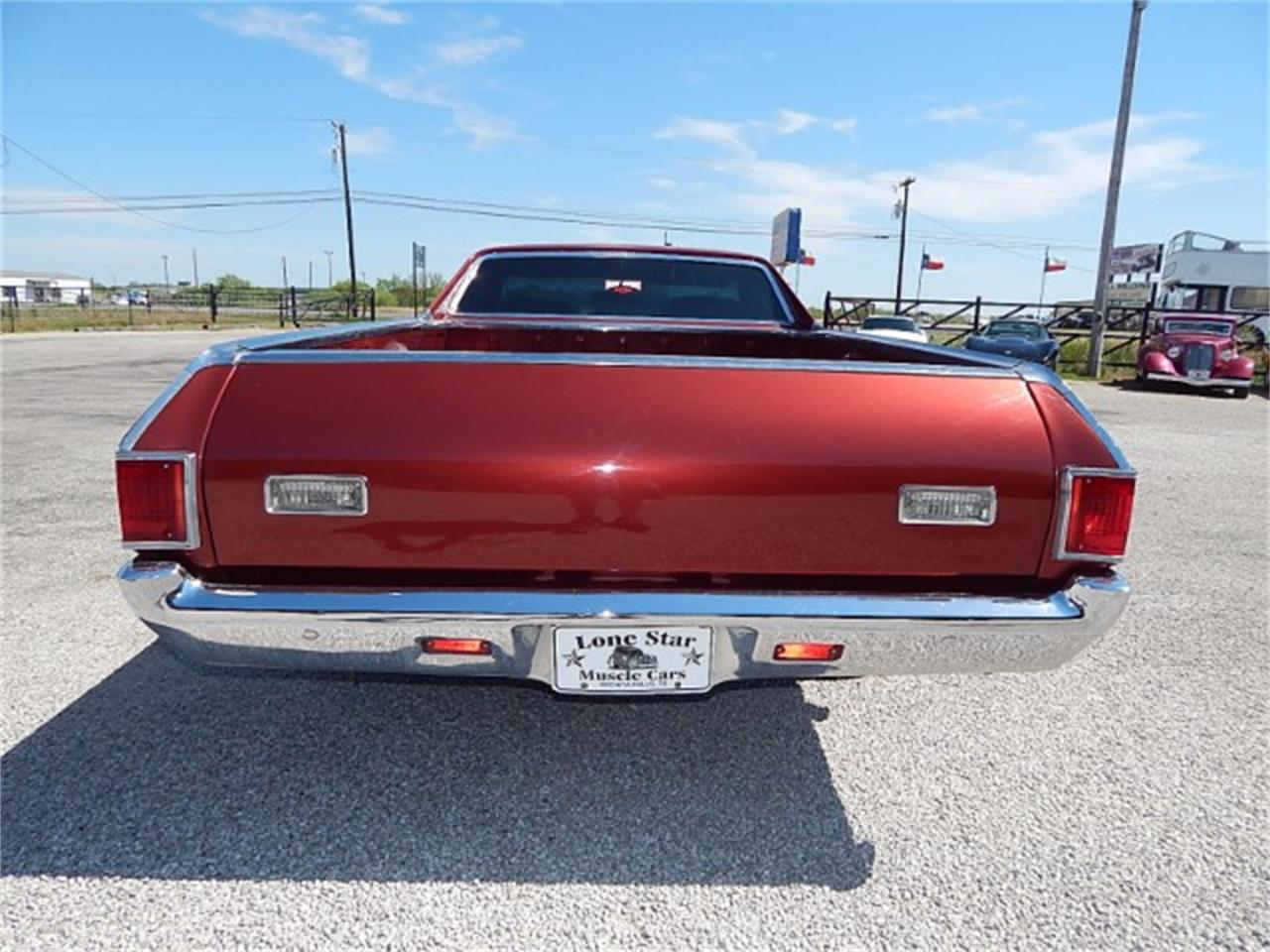 Large Picture of '70 El Camino - L8KT