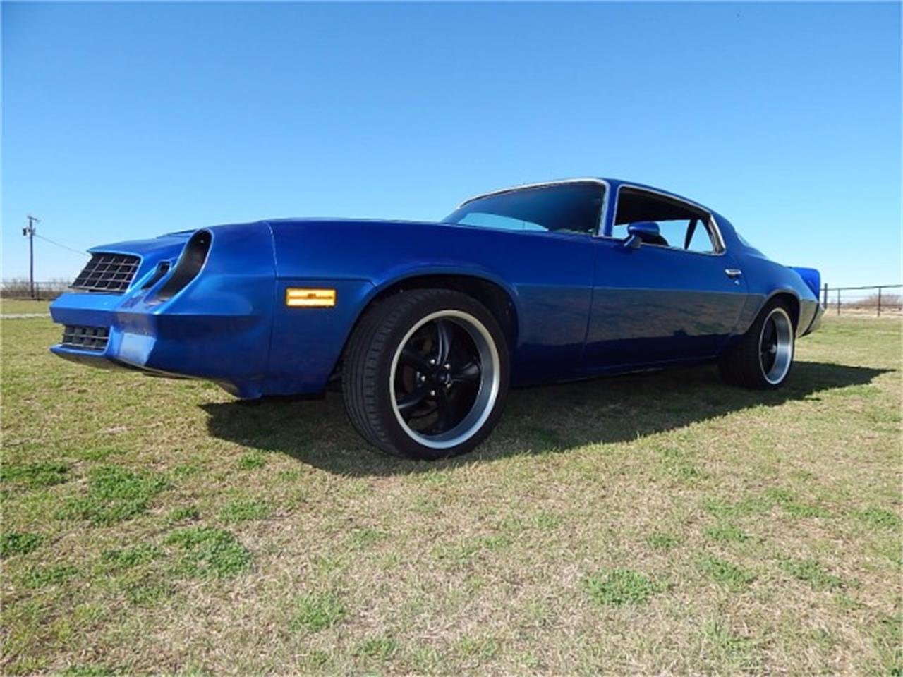 Large Picture of 1979 Chevrolet Camaro located in Texas - $19,900.00 - L8KU