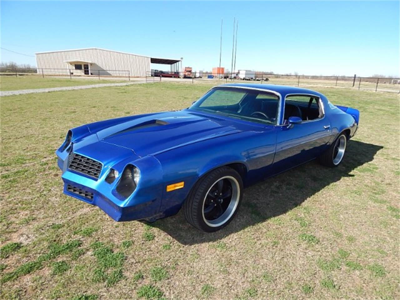 Large Picture of 1979 Chevrolet Camaro located in Wichita Falls Texas - $19,900.00 Offered by Lone Star Muscle Cars - L8KU
