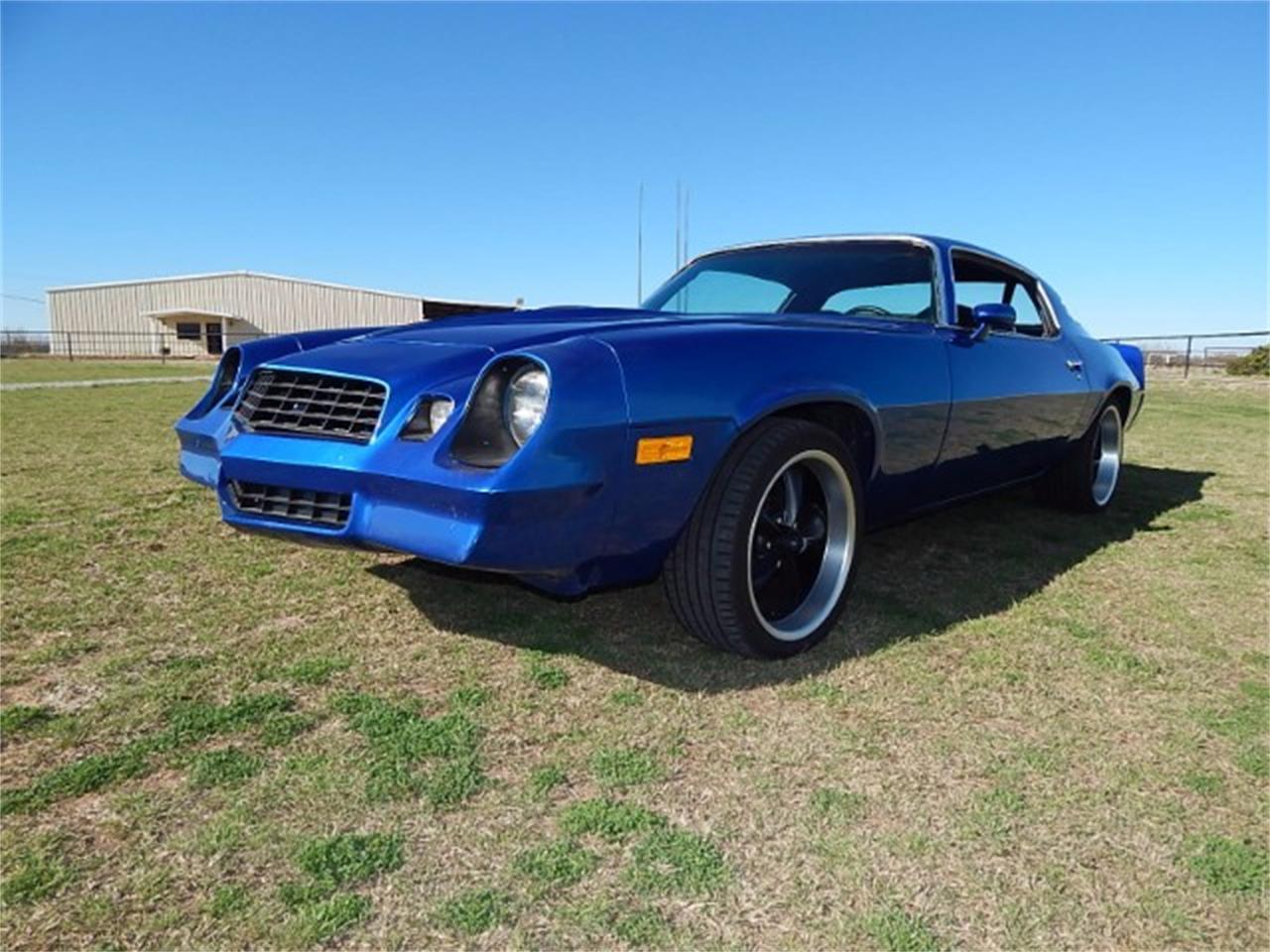 Large Picture of 1979 Chevrolet Camaro - $19,900.00 - L8KU