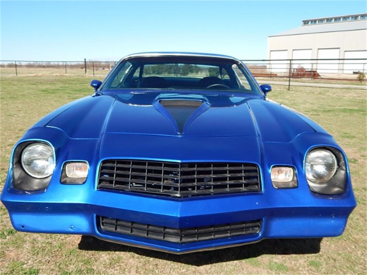Large Picture of 1979 Chevrolet Camaro located in Texas Offered by Lone Star Muscle Cars - L8KU