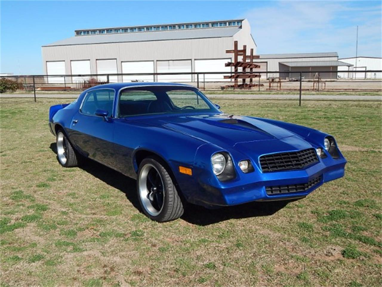 Large Picture of '79 Chevrolet Camaro - $19,900.00 Offered by Lone Star Muscle Cars - L8KU