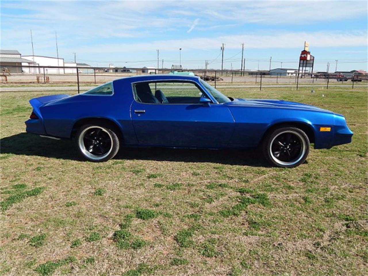 Large Picture of '79 Camaro located in Texas - L8KU