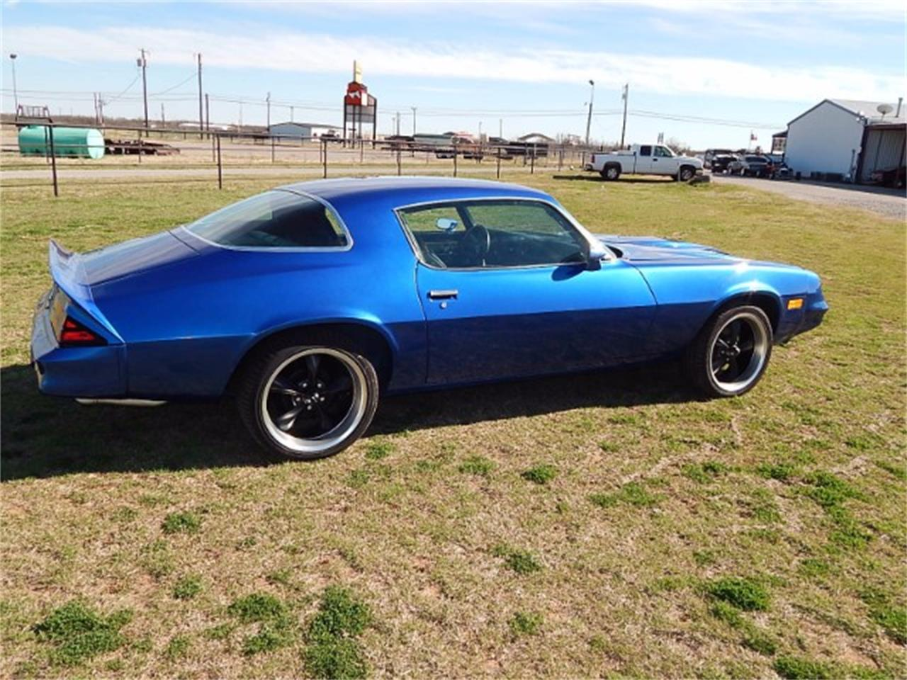 Large Picture of 1979 Camaro Offered by Lone Star Muscle Cars - L8KU