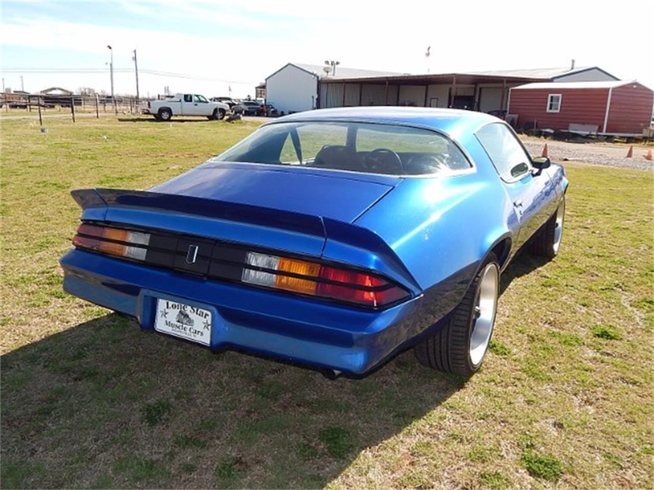 Large Picture of 1979 Camaro located in Wichita Falls Texas - $19,900.00 - L8KU