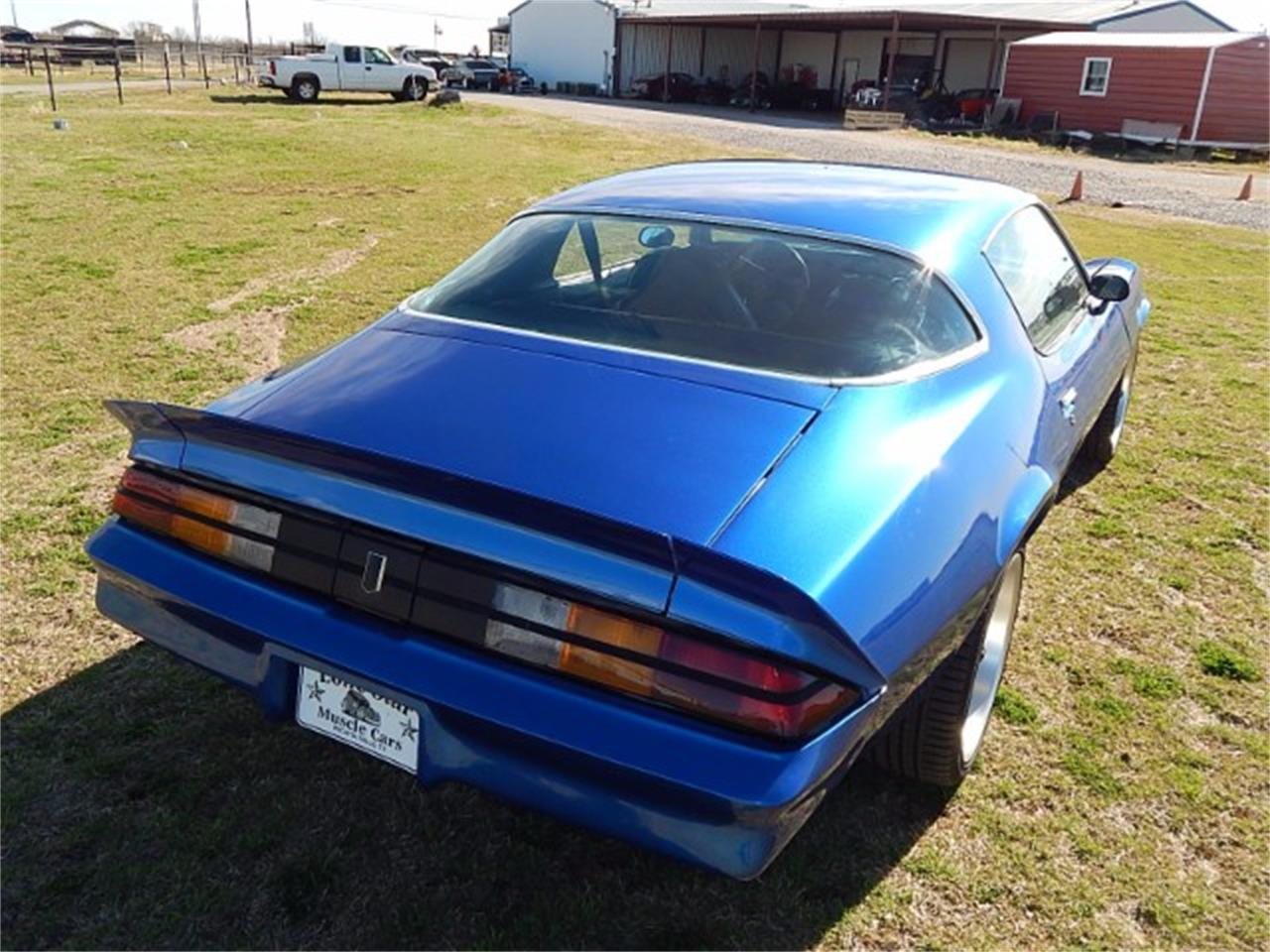 Large Picture of 1979 Camaro located in Texas Offered by Lone Star Muscle Cars - L8KU