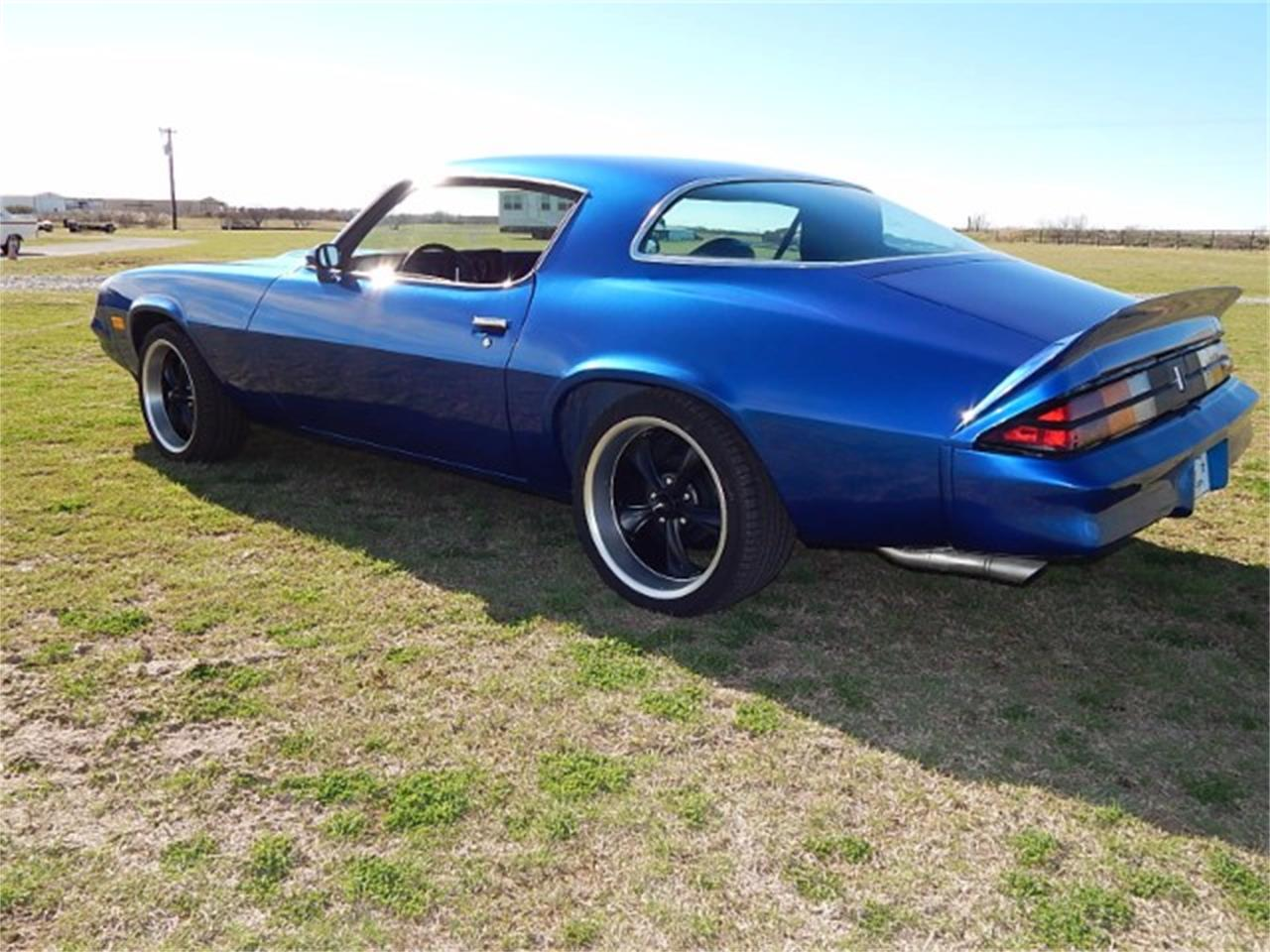 Large Picture of 1979 Camaro located in Wichita Falls Texas - L8KU