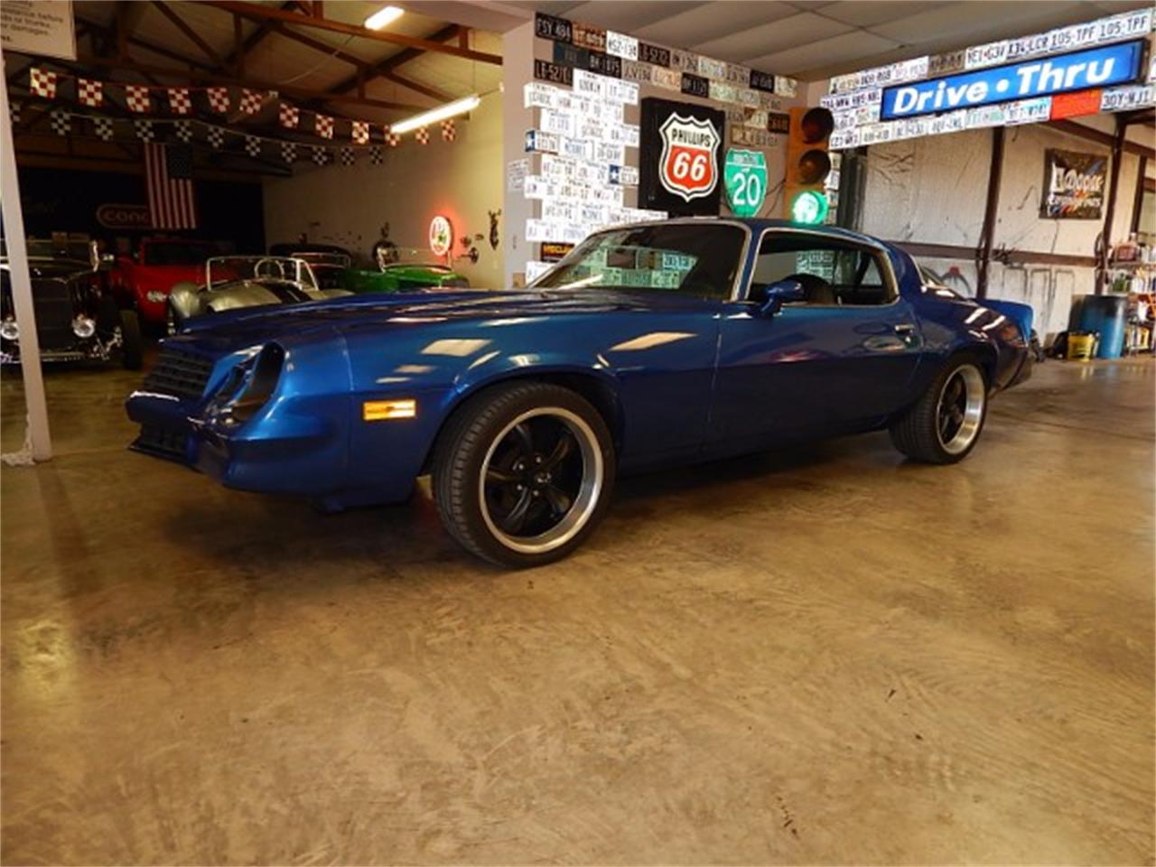 Large Picture of '79 Chevrolet Camaro Offered by Lone Star Muscle Cars - L8KU