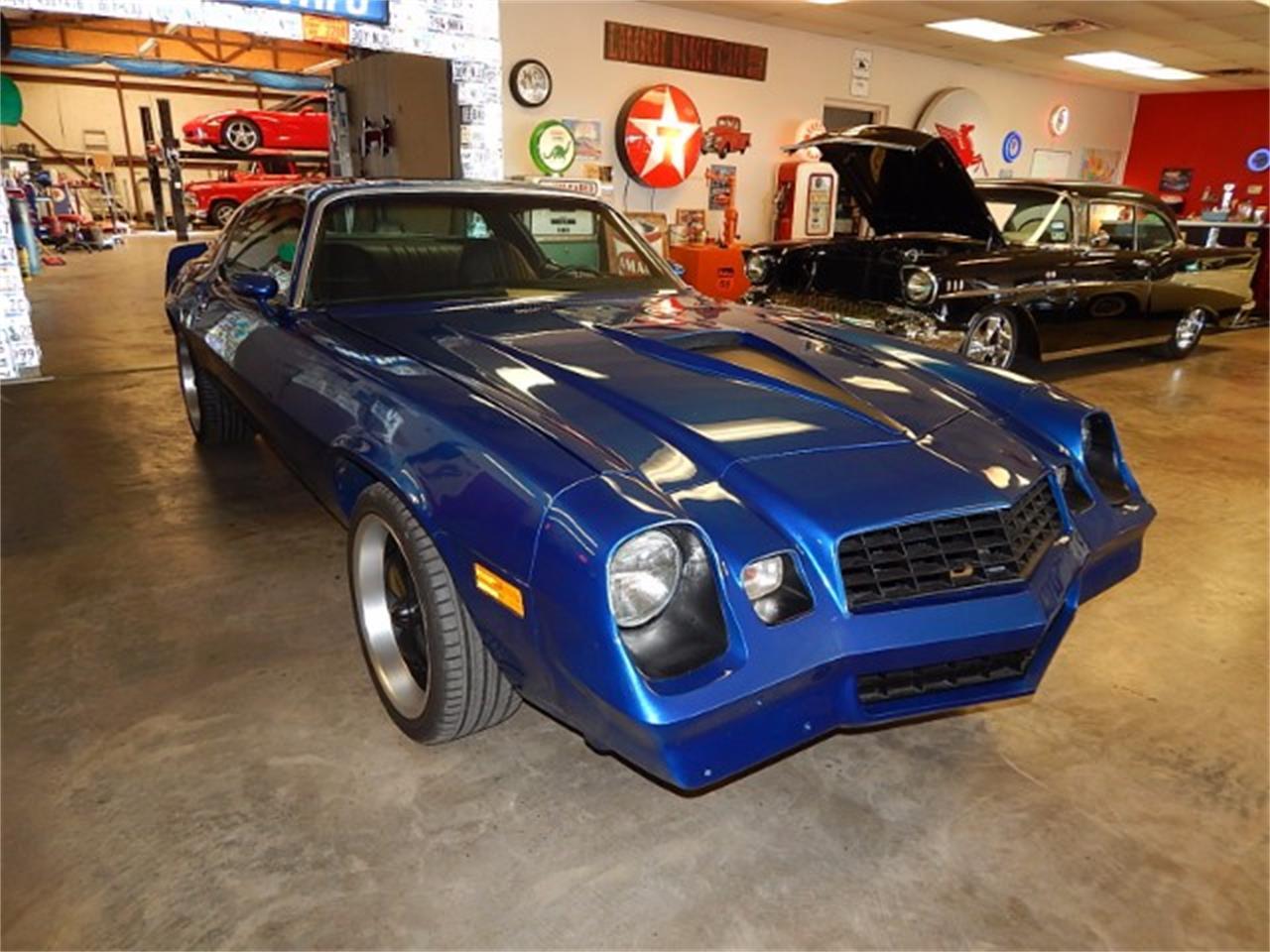 Large Picture of '79 Camaro - L8KU