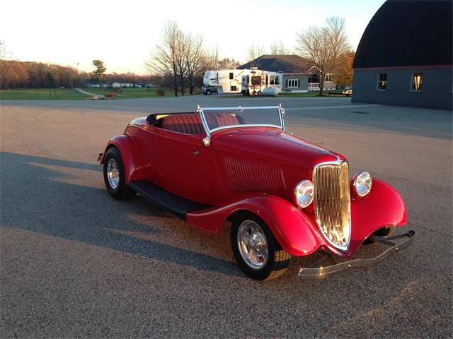 Picture of Classic 1933 Ford Roadster - LESS