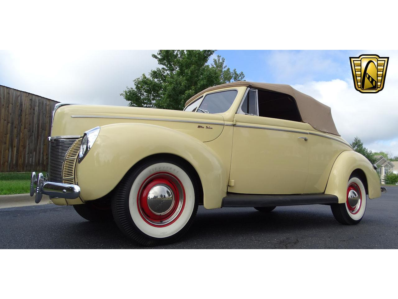 Large Picture of 1940 Ford 2-Dr Coupe located in Illinois - $35,595.00 Offered by Gateway Classic Cars - St. Louis - LETL