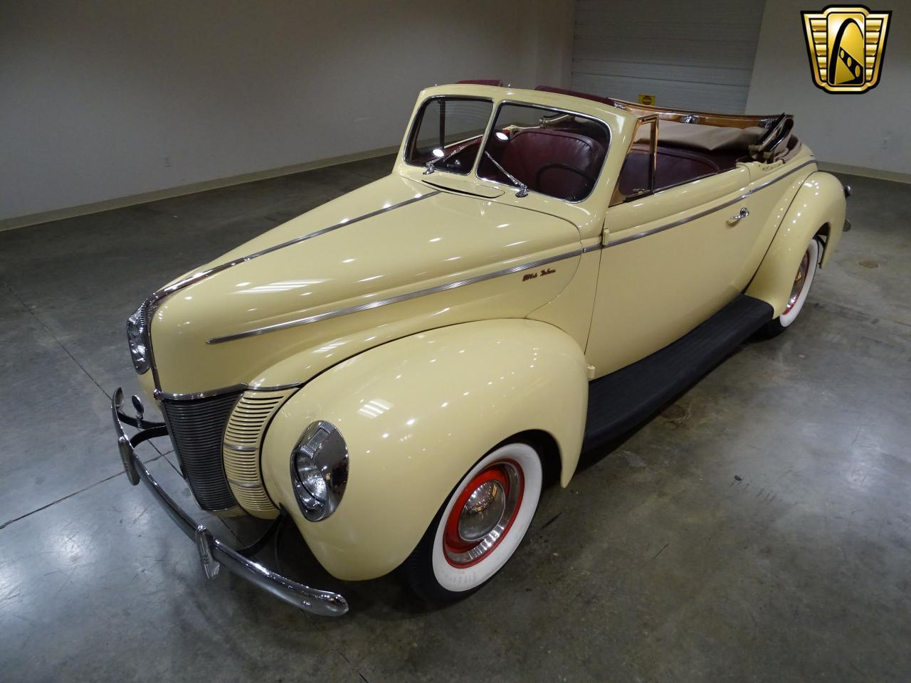 Large Picture of Classic 1940 Ford 2-Dr Coupe - $35,595.00 Offered by Gateway Classic Cars - St. Louis - LETL