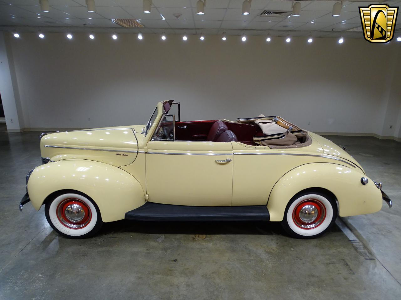 Large Picture of Classic 1940 Ford 2-Dr Coupe Offered by Gateway Classic Cars - St. Louis - LETL