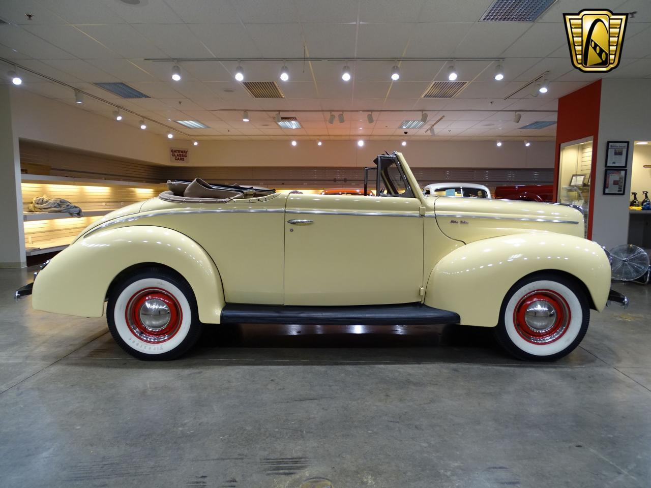 Large Picture of Classic 1940 2-Dr Coupe located in Illinois Offered by Gateway Classic Cars - St. Louis - LETL