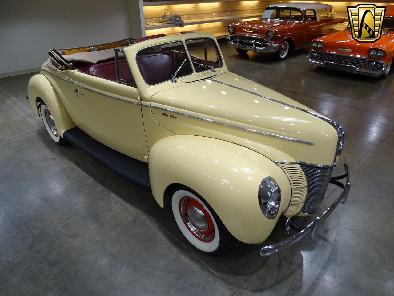 Large Picture of '40 2-Dr Coupe located in O'Fallon Illinois Offered by Gateway Classic Cars - St. Louis - LETL