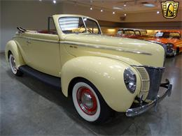 Picture of '40 Ford 2-Dr Coupe located in O'Fallon Illinois Offered by Gateway Classic Cars - St. Louis - LETL