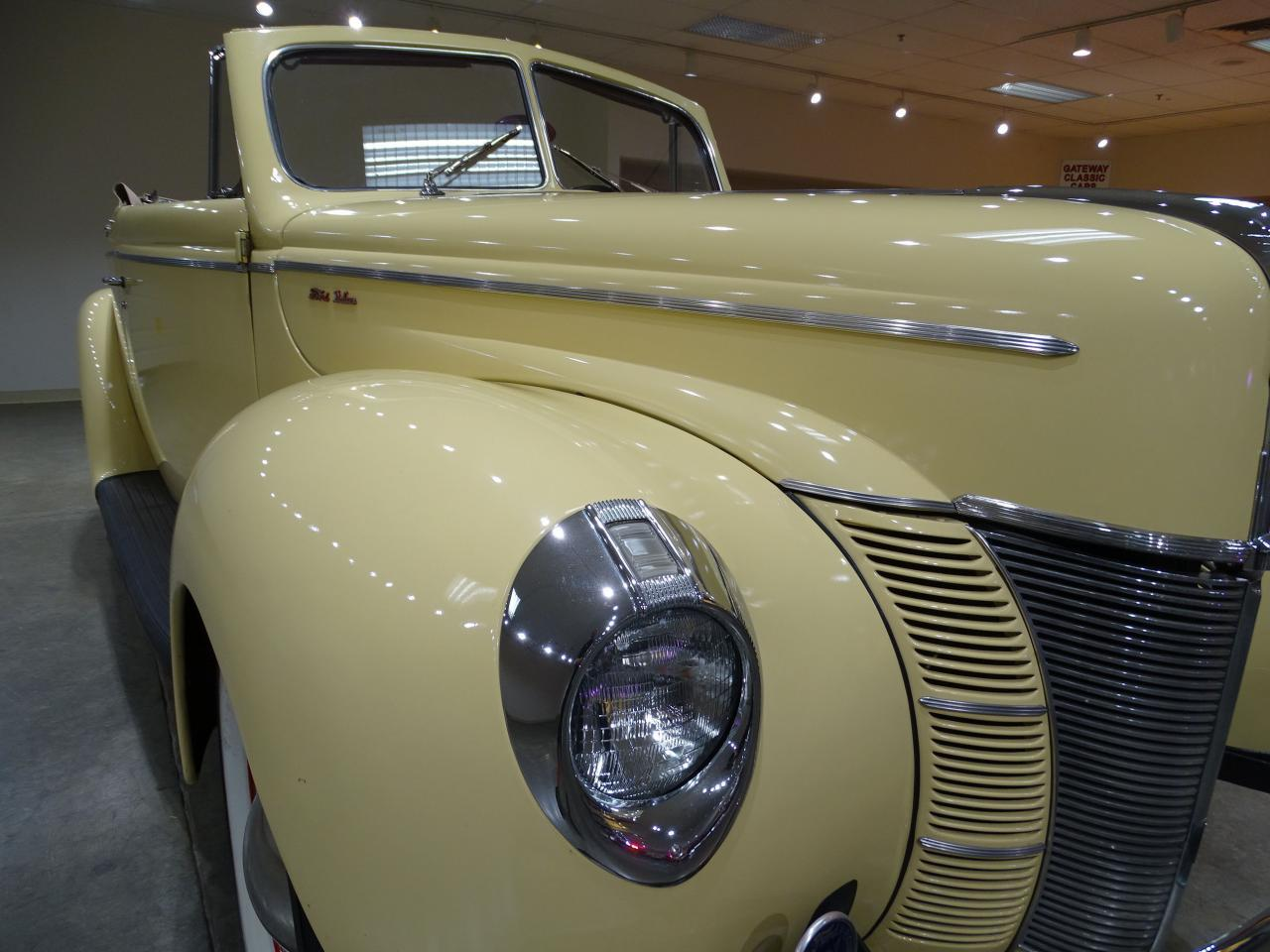 Large Picture of Classic 1940 2-Dr Coupe Offered by Gateway Classic Cars - St. Louis - LETL