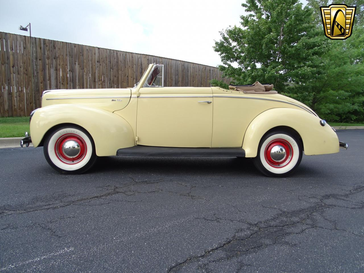 Large Picture of '40 Ford 2-Dr Coupe - $35,595.00 Offered by Gateway Classic Cars - St. Louis - LETL