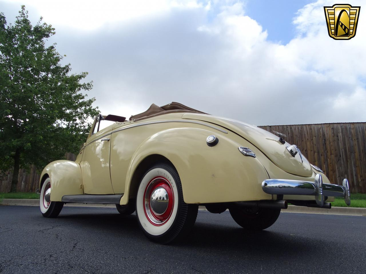 Large Picture of 1940 Ford 2-Dr Coupe - LETL