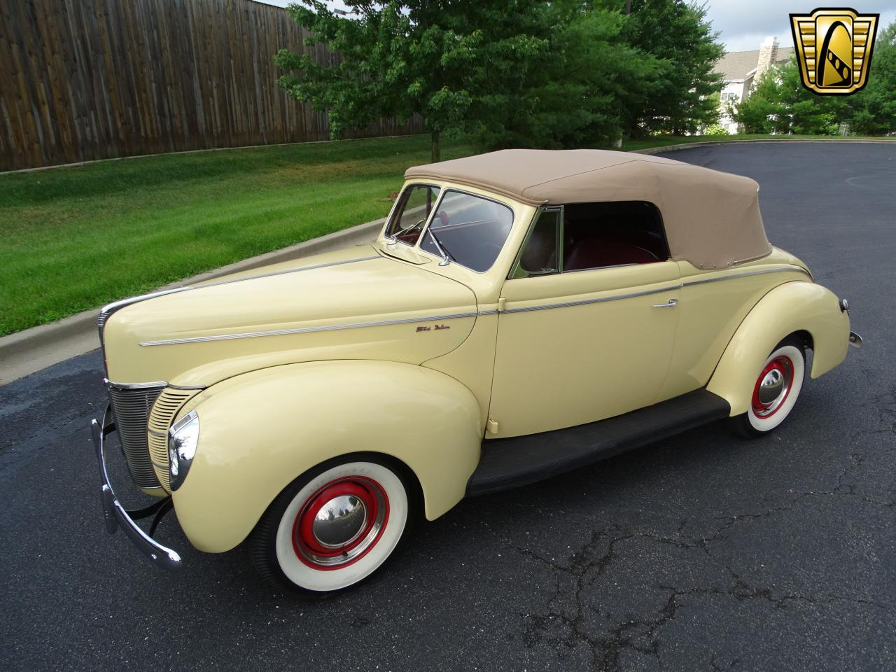Large Picture of Classic '40 2-Dr Coupe - $35,595.00 Offered by Gateway Classic Cars - St. Louis - LETL