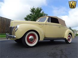 Picture of Classic 1940 2-Dr Coupe Offered by Gateway Classic Cars - St. Louis - LETL