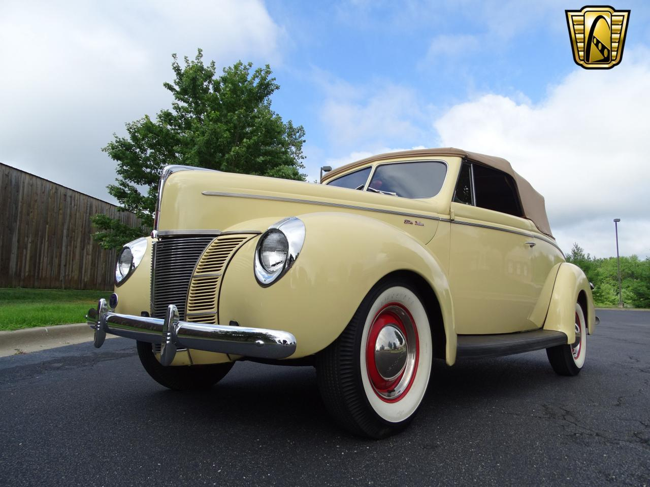 Large Picture of 1940 Ford 2-Dr Coupe located in Illinois - LETL