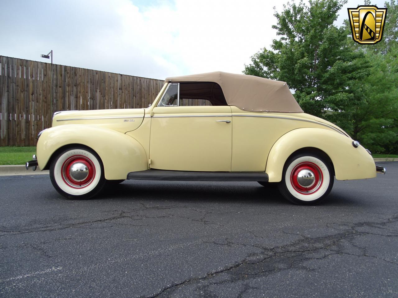 Large Picture of Classic '40 2-Dr Coupe located in Illinois - $35,595.00 Offered by Gateway Classic Cars - St. Louis - LETL