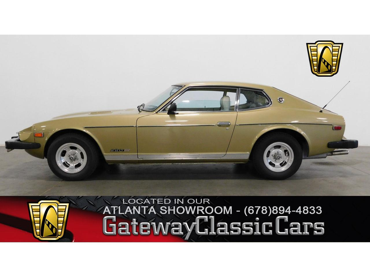 Large Picture of '78 Datsun 280Z - $10,995.00 Offered by Gateway Classic Cars - Atlanta - LEU2