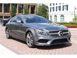 Picture of '16 CLS-Class located in Brentwood Tennessee - LEUE