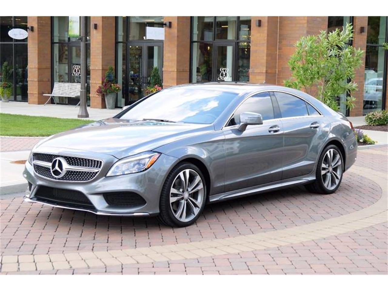 Large Picture of '16 Mercedes-Benz CLS-Class located in Brentwood Tennessee - $57,800.00 Offered by Arde Motorcars - LEUE