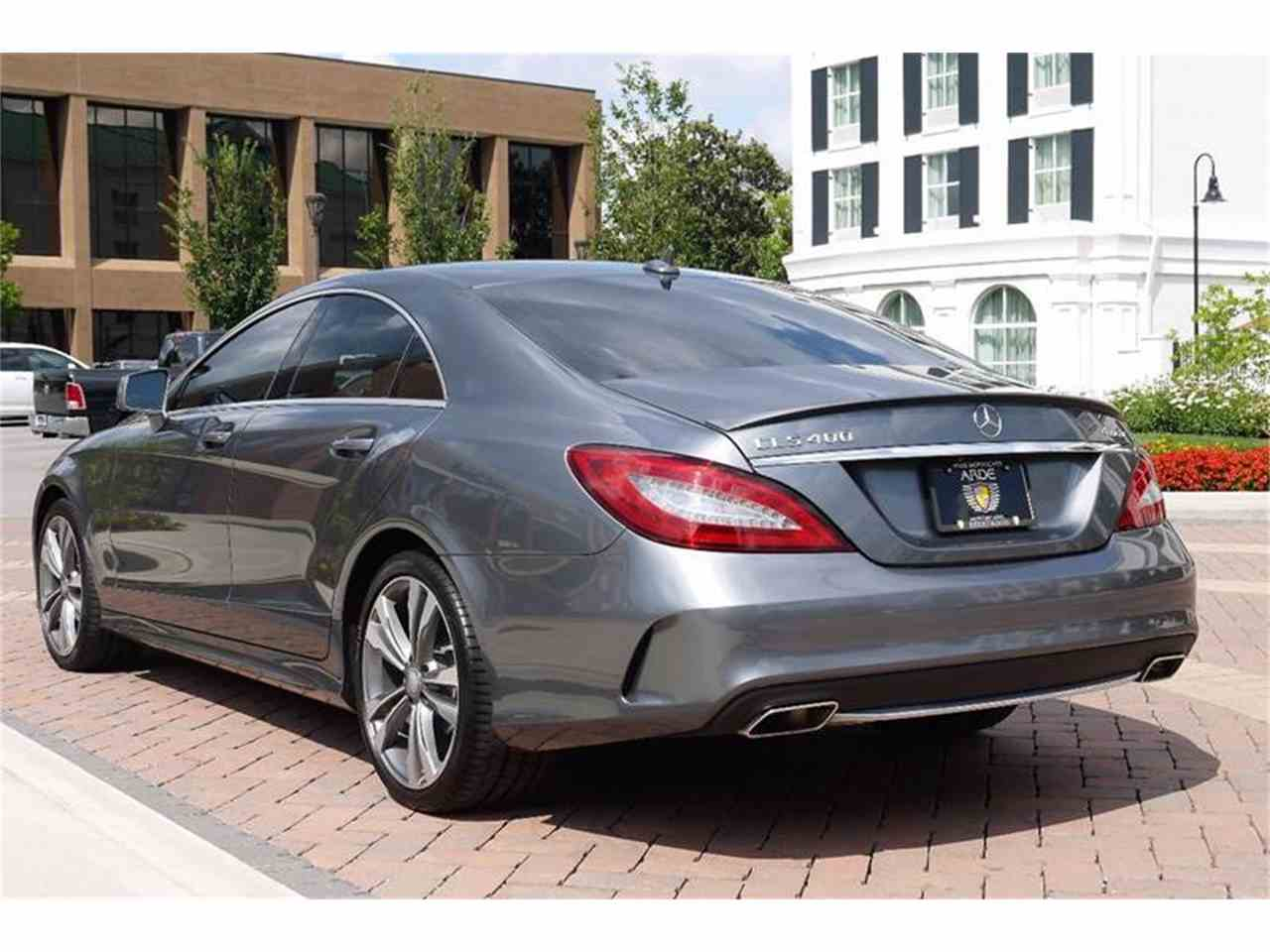 Large Picture of '16 CLS-Class - LEUE