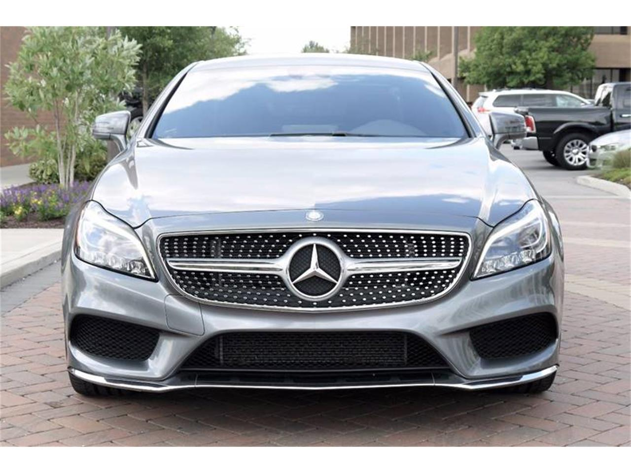Large Picture of '16 Mercedes-Benz CLS-Class - LEUE