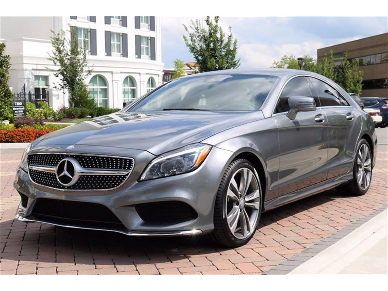 Large Picture of '16 Mercedes-Benz CLS-Class located in Tennessee - LEUE