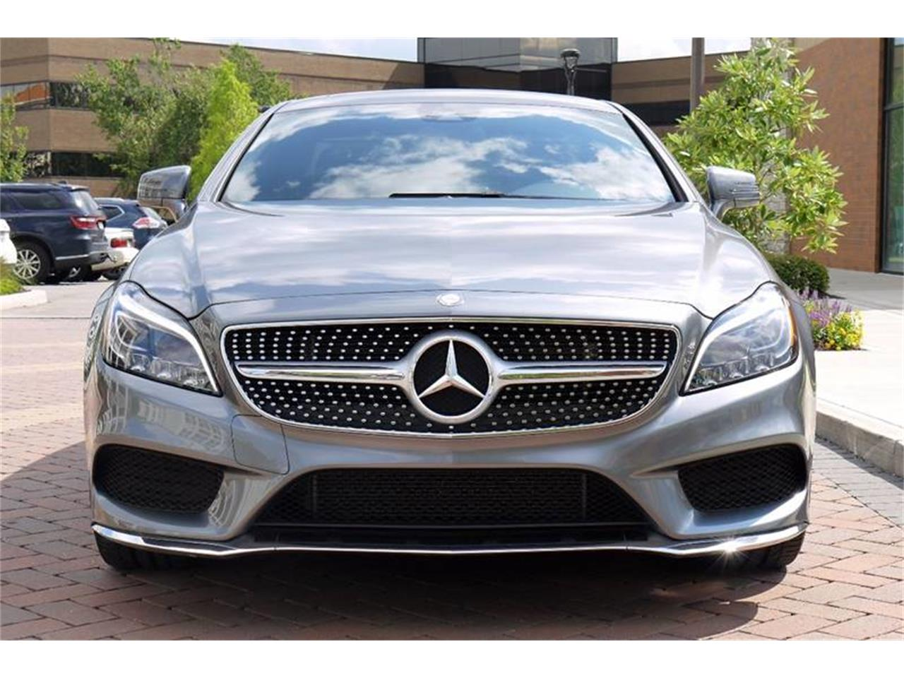 Large Picture of '16 CLS-Class located in Tennessee Offered by Arde Motorcars - LEUE
