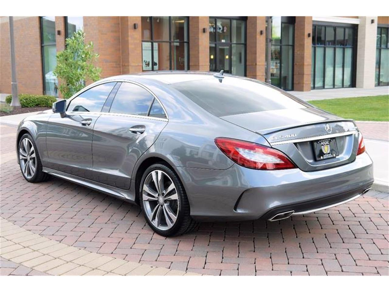 Large Picture of '16 Mercedes-Benz CLS-Class - $57,800.00 - LEUE