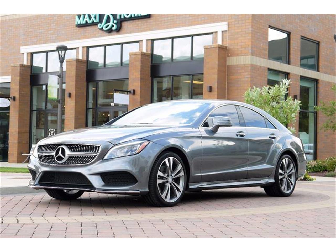 Large Picture of 2016 Mercedes-Benz CLS-Class located in Tennessee - $57,800.00 - LEUE