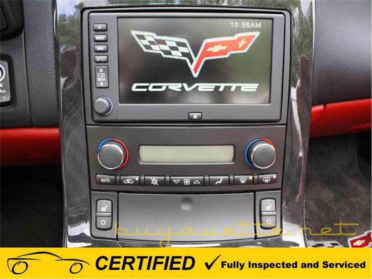 Large Picture of '12 Corvette - LEUQ
